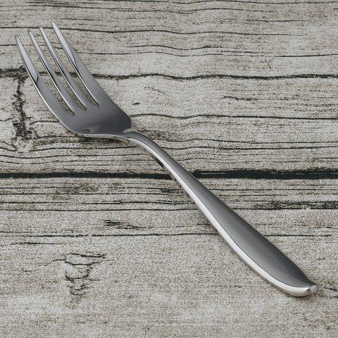 Online Durable Stainless Steel Household Flatware - TABLE FORK STAINLESS STEEL Mobile