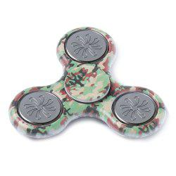Plastic Fidget Toy Hand Spinner Colored Drawing Finger Gyro