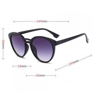 Double Crossbar Reflective Retro Mirror Sunglasses - BRIGHT BLACK FRAME+PINK MERCURY LENS