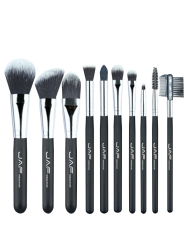 10Pcs Nylon Beauty Makeup Brushes Set