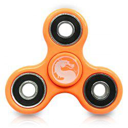 Focus Toy Totem Pattern Triangle Fidget Spinner