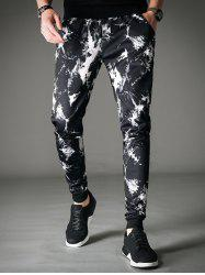 Crystal Dye Jogger Pants