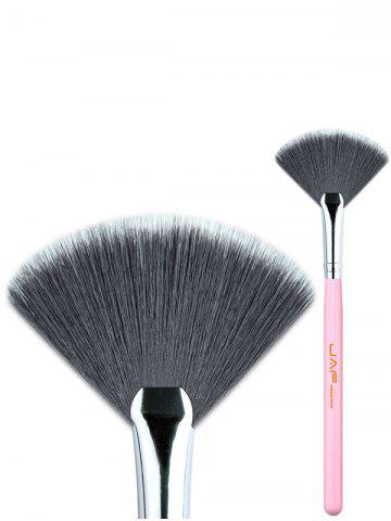 Outfits Makeup Tools Fan Brush - PINK  Mobile