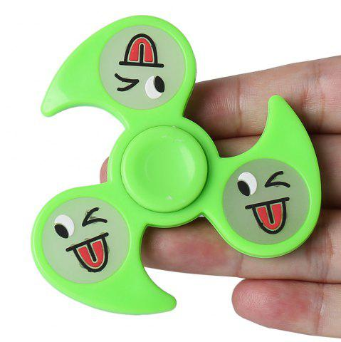 Outfit Glow In The Dark Emoticon EDC Fidget Spinner