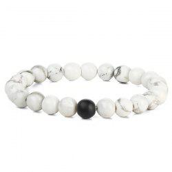 Faux Rammel Energy Beads Bracelet