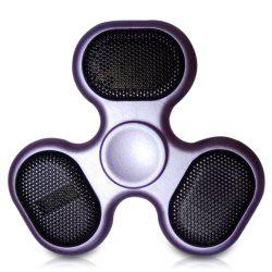 Focus Toy LED Bluetooth Speaker Musical Triangle Hand Spinner -