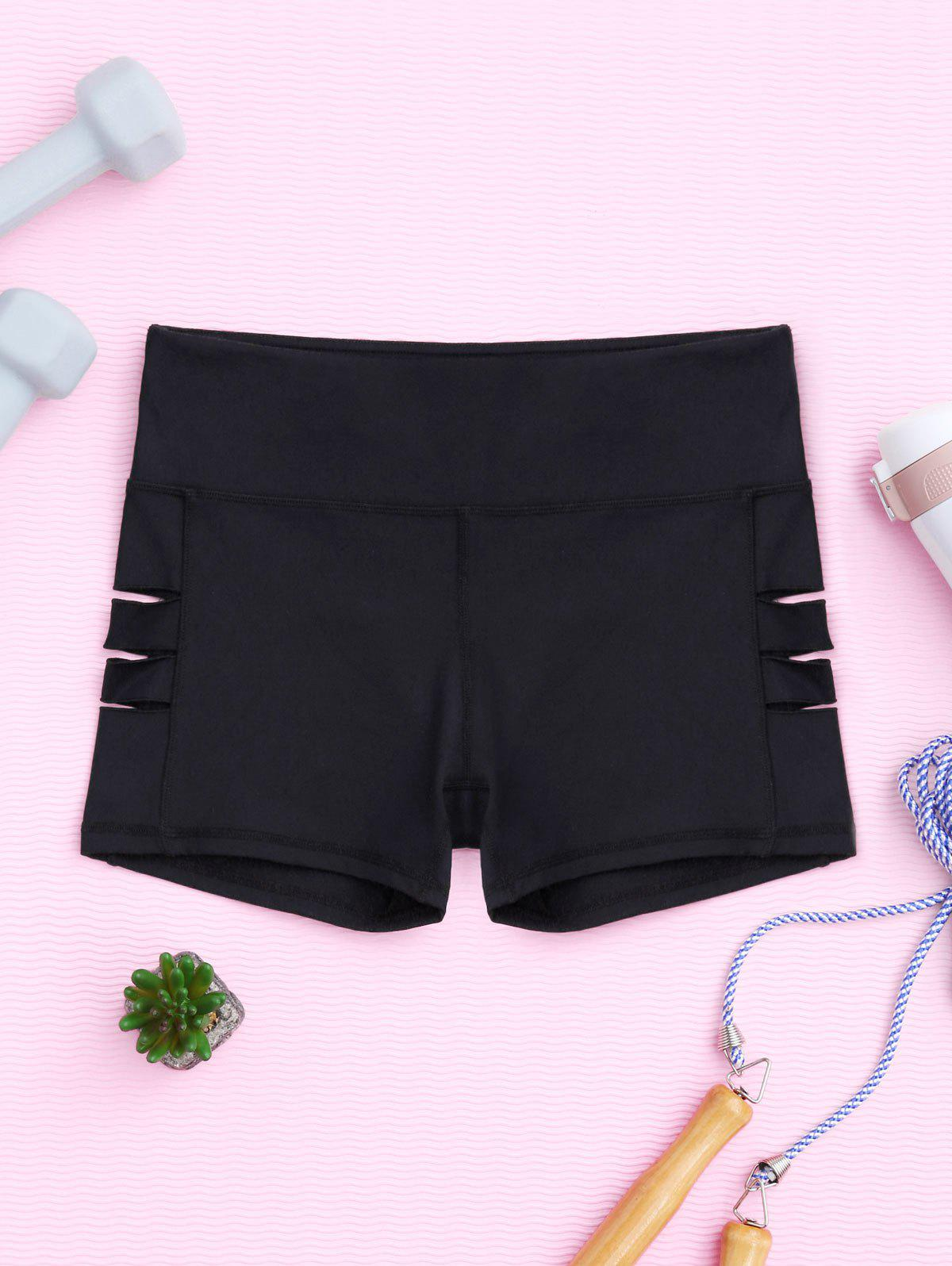 Best Cut Out Sporty Shorts