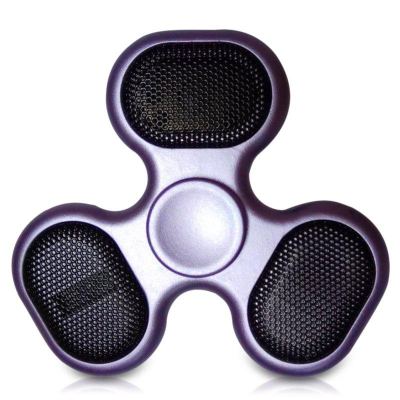 Sale Focus Toy LED Bluetooth Speaker Musical Triangle Hand Spinner