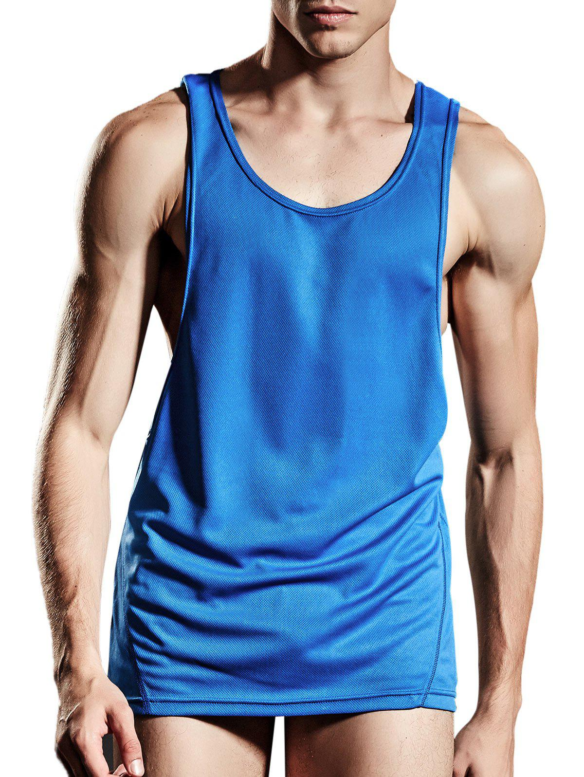 Outfits Suture Breathable Sports Tank Top