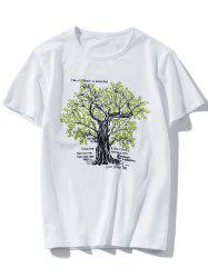 Tree Printed Graphic Tee