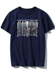 Short Sleeves Graphic T-Shirt
