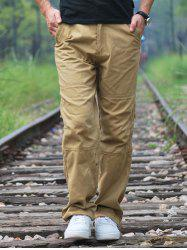 Muti-pocket Casual Cargo Pants