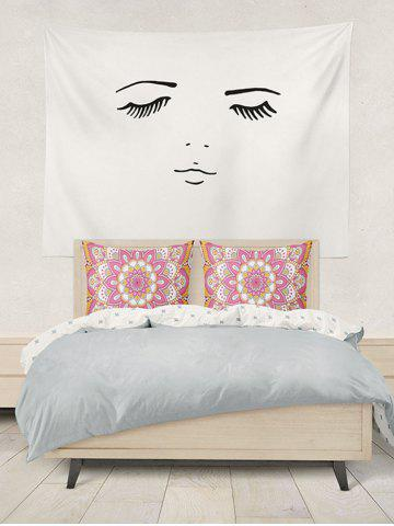 Best Mandala Print Bed Double Pillow Case - W20 INCH * L26 INCH PINK Mobile