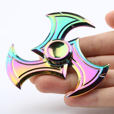 Fashion Metal EDC Fingertip Spinner Anti-stress Fidget Toy