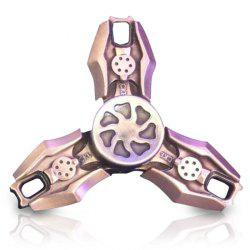 Focus Toy Alloy EDC Triangle Hand Spinner