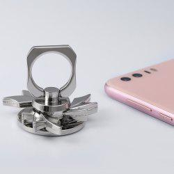 Finger Gyro Hand Spinner with Cell Phone Ring Holder