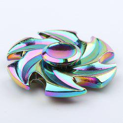 Colorful Wheel Hand Spinner Fidget Toy For ADHD