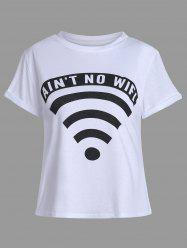 Wifi Graphic Tee -