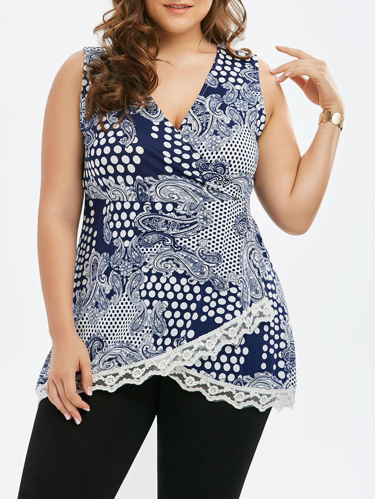 Plus Size Top 212151103