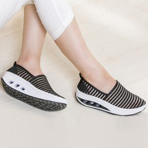 Slip On Breathable Sheer Sneakers -