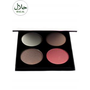 Halal 4 Colors Highlighting Powder Palette - COLORFUL