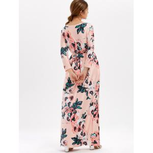 Robe Maxi Facile - ROSE PÂLE 2XL