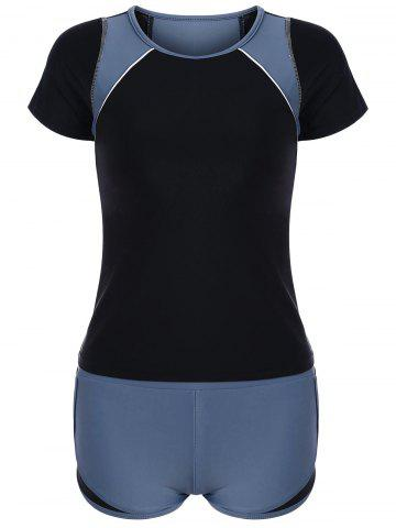 Ensemble Withini With Two Tone Sporty Padded Gris M
