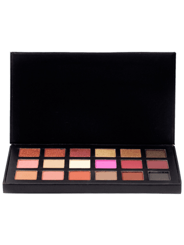 Store Halal 18 Colours Matte Shimmer Powder Eyeshadow Palette - COLORFUL  Mobile