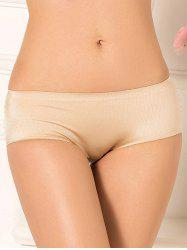 Full Coverage Plus Size Briefs Panties