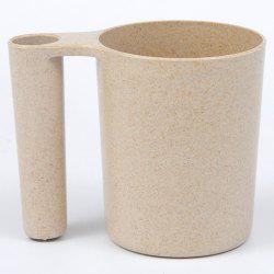 Wheat Straw Tooth Mug Wash Gargle Toothbrush Cup