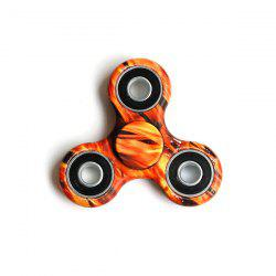 Focus Toy Paint Splatter Printed Fidget Spinner