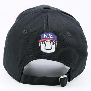 American Element Letters Number Broderie Baseball Cap - Noir
