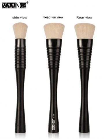 Discount MAANGE Multifunctional Foundation Brush - BLACK  Mobile