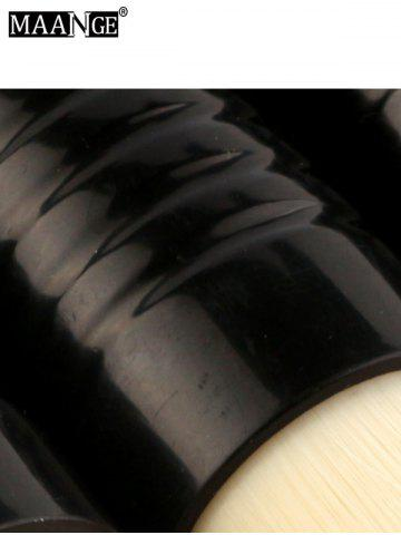 Fancy MAANGE Multifunctional Foundation Brush - BLACK  Mobile