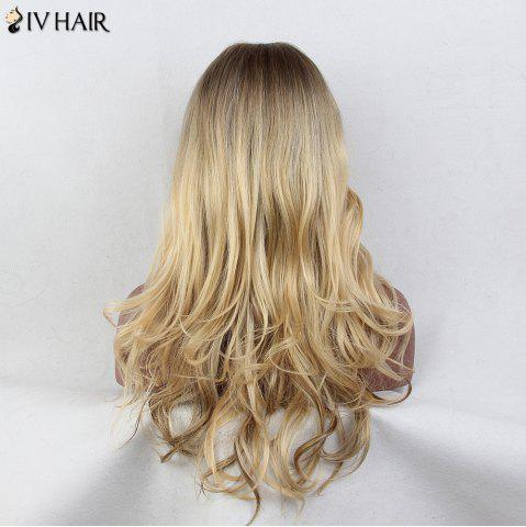 Store Siv Hair Colormix Long Side Bang Layered Wavy Human Hair Wig - COLORMIX  Mobile
