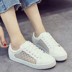 Breathable Mesh Athletic Shoes
