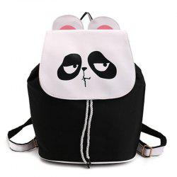 Drawstring Funny Cartoon Backpack