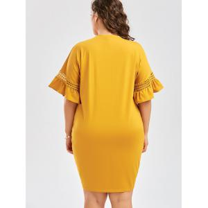 Robe taille Cocoon -