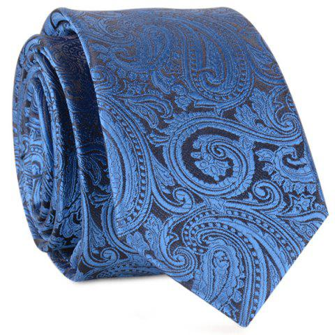 Latest Anthemia Paisley Pattern Jacquard Tie