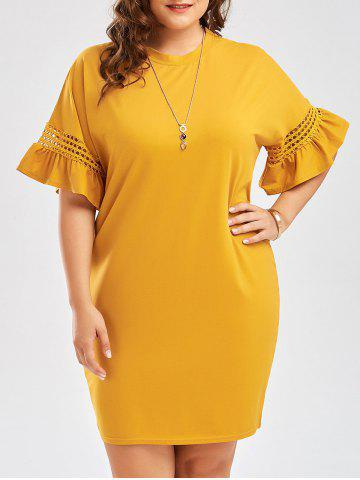 Robe taille Cocoon