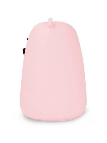 Shops Rechargeable Bear Silicon Color Change LED Night Light - PINK  Mobile