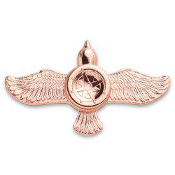 Stress Relief Toy Eagle Shape Fidget Metal Spinner