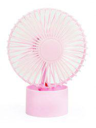 Rechargeable Portable Mini Sun Flower Fan