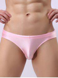 Low Rise Metallic Color Briefs