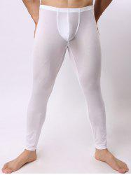 U Contour Pouch High Stretch Long Johns