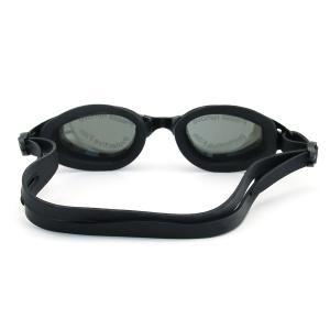 Sport Anti Fog Waterproof UV Protection Plain Mirrored Swimming Goggles -