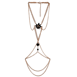 Blossom Arm Chain - Or