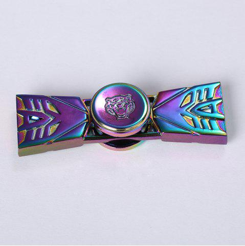 Hot Colorful Dual Bar Fidget Metal Spinner Anti-stress Toy - COLORMIX  Mobile