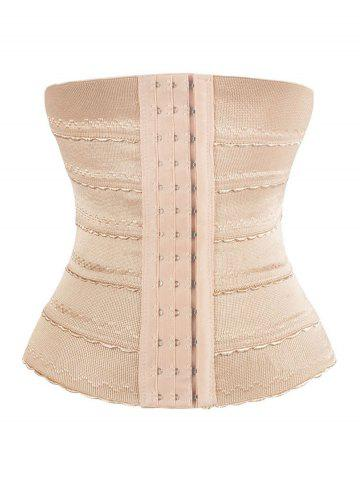 Shop Steel Boned Scalloped Underbust Corset COMPLEXION S