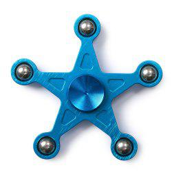 Star Shape Metal Balls Fidget Spinner Anti-stress Toy